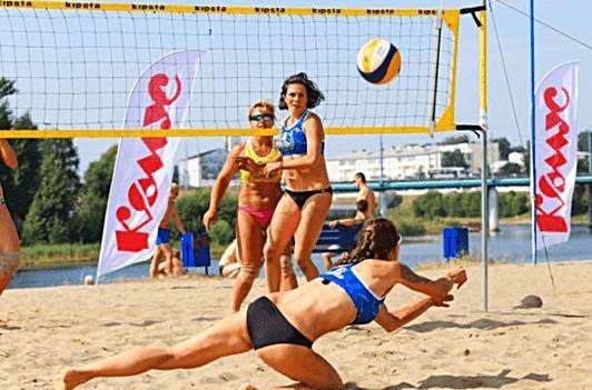 Фестиваль пляжного волейбола впервые пройдет в Ростове-на-Дону