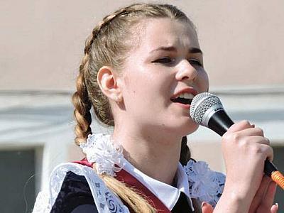Елизавета РЫДАНОВА, выпускница лицея №6:
