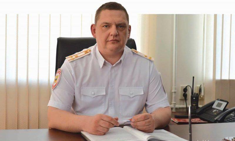 Главный полицейский г.Шахты Игорь Литвиченко отчитается перед населением о состоянии правопорядка
