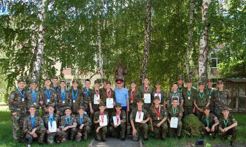 Шахтинский кадетский корпус представит Ростовскую область на Всероссийском конкурсе военно-спортивной игры «Казачий сполох»
