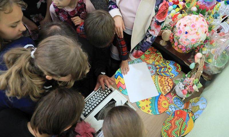 Для воспитанников воскресной школы провели встречу, посвященную Дню славянской письменности и культуры