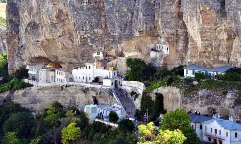 Организована паломническая поездка по святым местам республики Крым