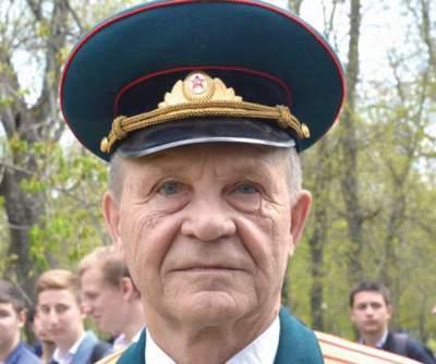 Борис ЛЯШЕНКО, член Совета ветеранов г.Шахты: