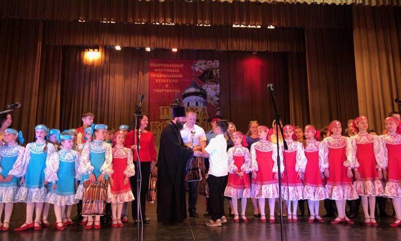 Юбилейный V епархиальный фестиваль православной культуры и творчества «Пасха Красная 2019» завершился гала-концертом