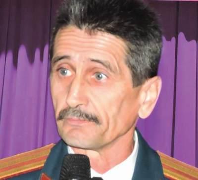Александр ПЯТАКОВ, председатель Совета ветеранов г. Шахты, участник боевых действий в Афганистане: