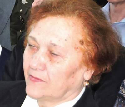Евгения ШИШОВА, ответственный секретарь городского Совета ветеранов: