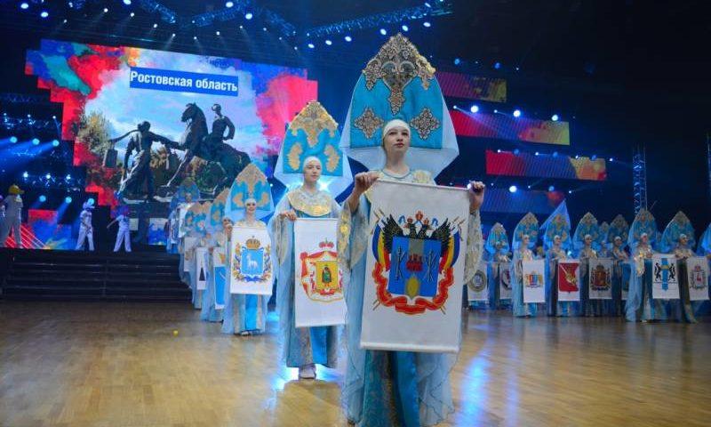 10 призовых мест заняли дончане на «Всероссийской студенческой весне»
