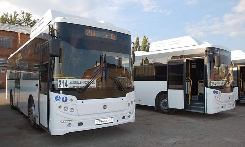 На новом автобусном маршруте будут использоваться кассовые аппараты