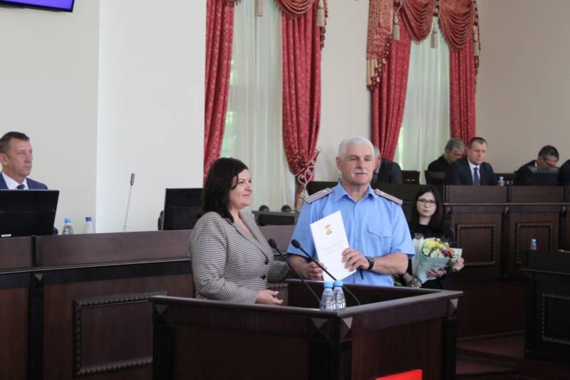 28 мая состоится 48-е заседание городской Думы г.Шахты