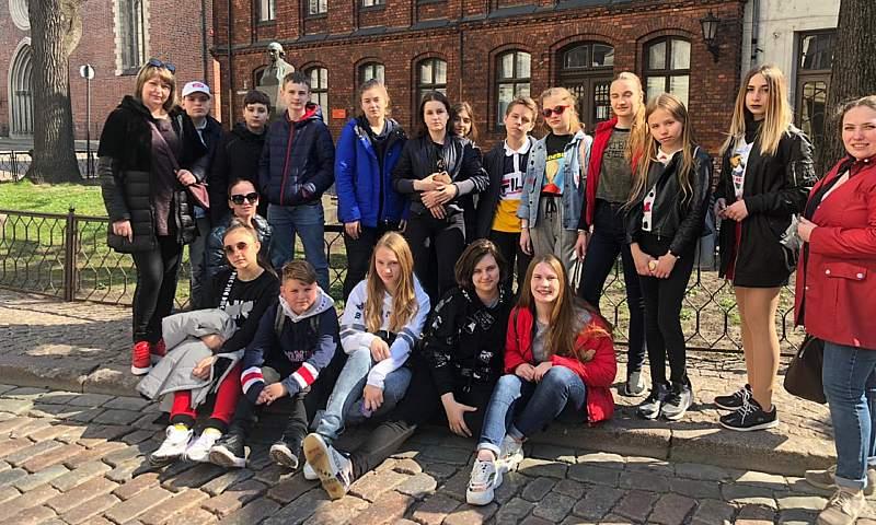 Учащиеся гимназия имени А.С.Пушкина стали  победителями IV Международной ученической конференции  «COME TOGETHER» по теме: «Кто пишет историю?»