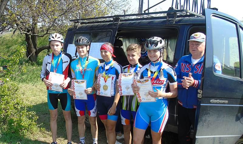 В Шахтах прошли  XIV Спортивные юношеские игры Дона по велоспорту – маунтинбайку