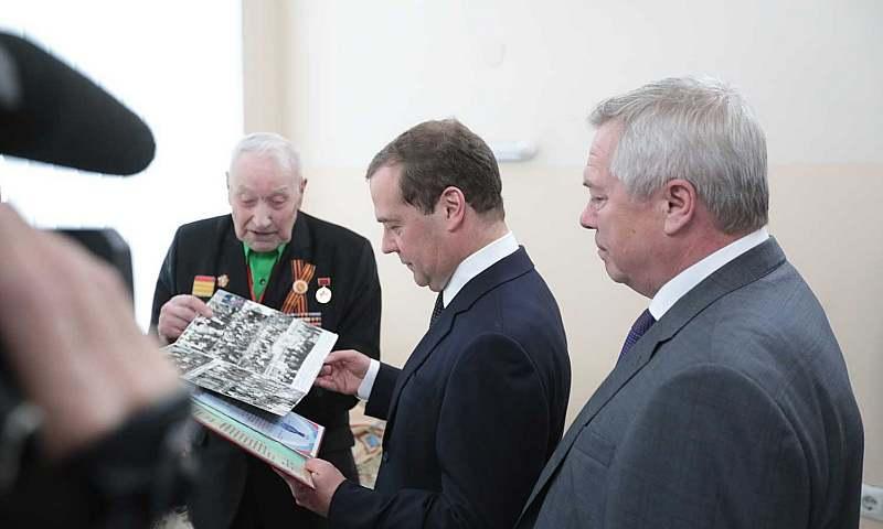 В Ростовской области работает гериатрическое отделение