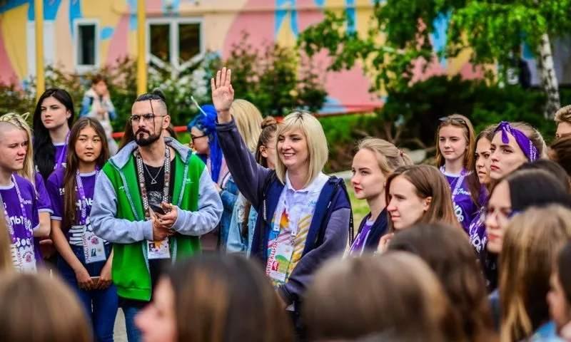 Шахтинская делегация участвует в образовательном форуме «Молодая волна»