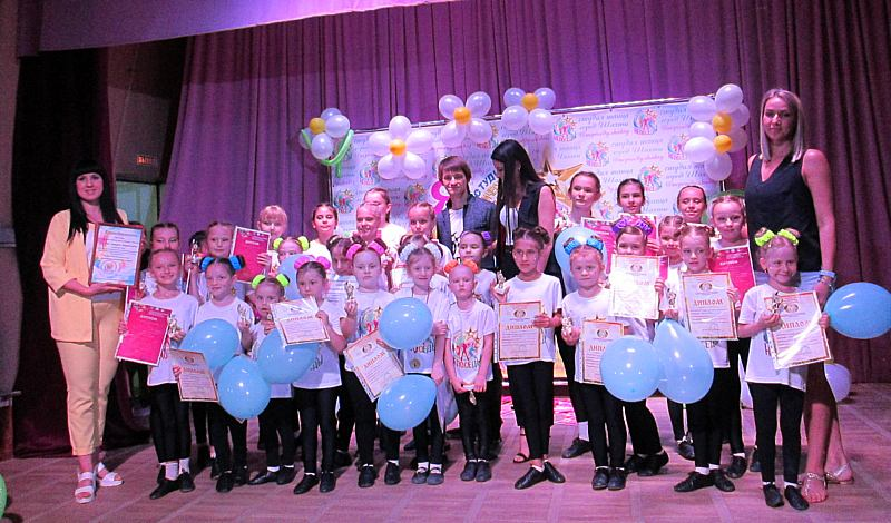 Праздник настоящих талантовустроил коллектив «Непоседы» г.Шахты
