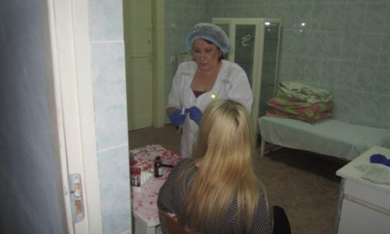 Шахтинская молодежь училища № 36 прошла тестирование на ВИЧ-инфекцию