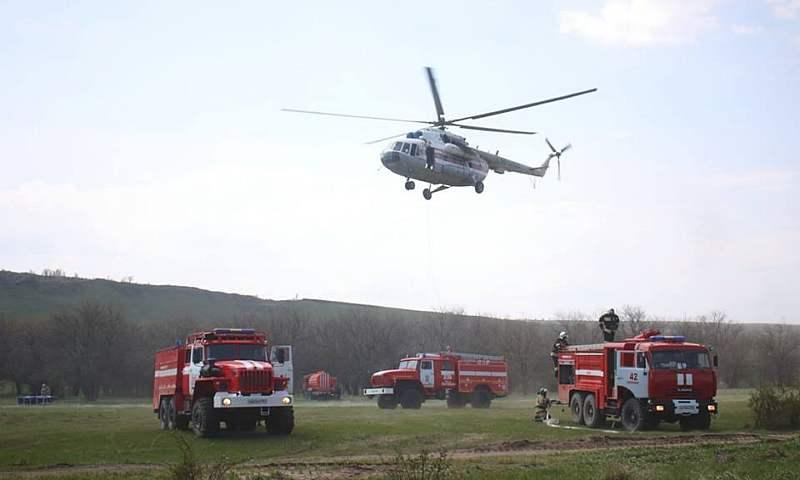 В Ростовской области до 15 октября установлен особый противопожарный режим