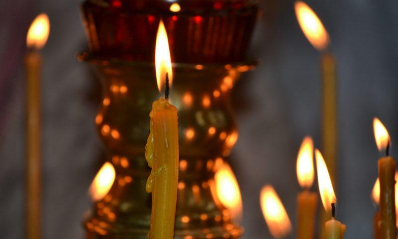 Православные отмечают Радоницу