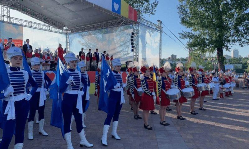 Первый фестиваль барабанщиков, посвященный  270-летию со дня образования города, прошел в Ростове-на-Дону