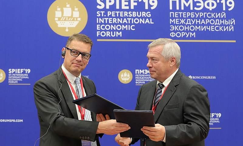 «Балтика» и Ростовская область договорились о продолжении взаимодействия