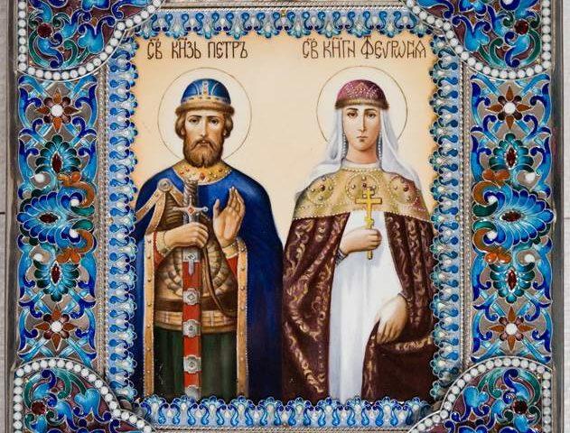 Творческий конкурс «Под покровительством святых Петра и Февронии» объявлен в Шахтинской епархии