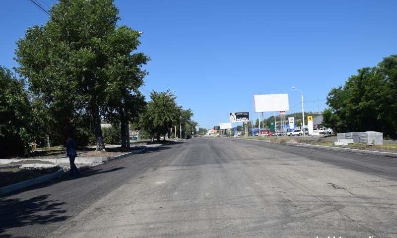 Внимание! Вводится одностороннее движение из-за ремонта на улице Маяковского г. Шахты