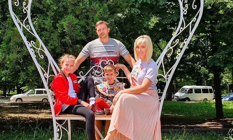 Шахтинская семья Славянских в числе пяти семей представит наш регион на IV Всероссийском конкурсе «Семья года»