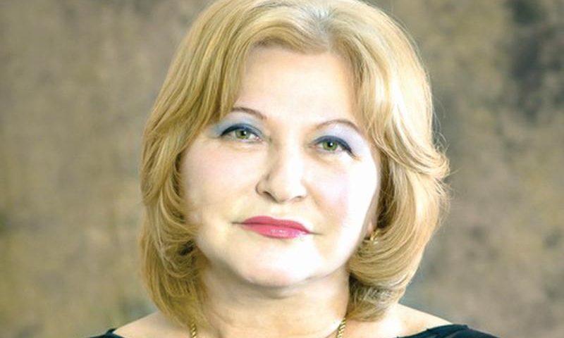 Главный врач онкологического диспансера Лариса Степура награждена Благодарностью губернатора Ростовской области