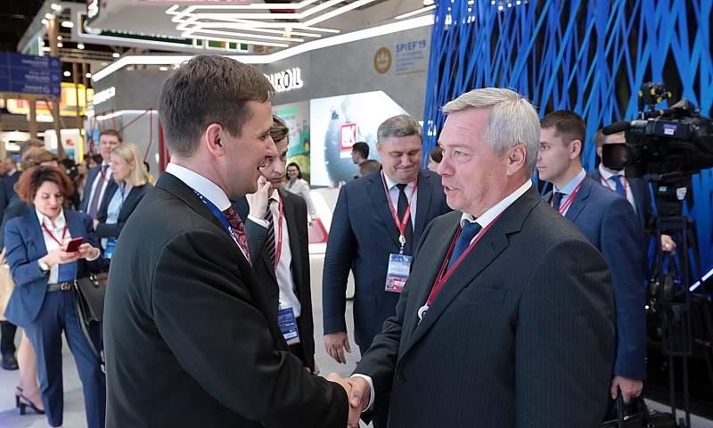 Василий Голубев: «В партнерстве с ВТБ мы сможем увеличить объем поддержки малого бизнеса»