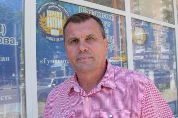 Владислав Мруз, заместитель председателя правления региональной общественной организации добровольного спортивного общества «Единство»: