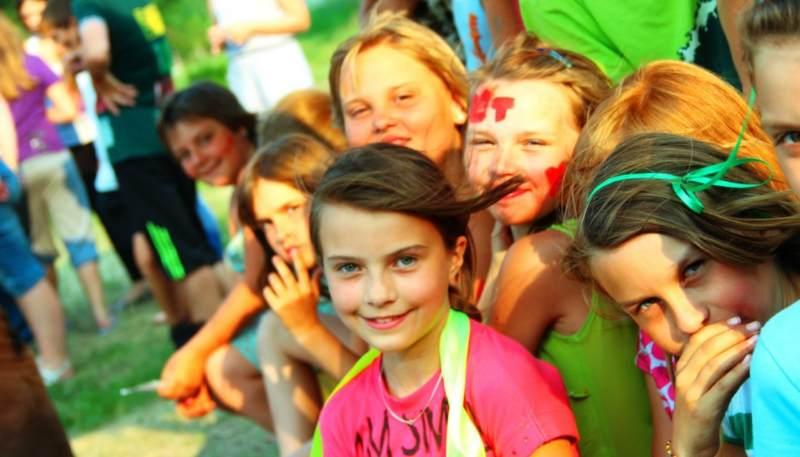 Воспитанники детского сада №37 весело отметили День защиты детей
