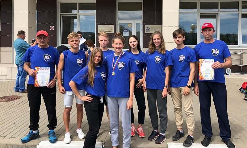 Команда Ростовской области – первая на Всероссийской спартакиаде