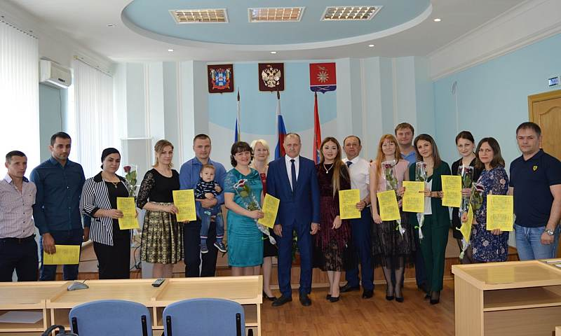 350 сельских семей Дона получили сертификаты на улучшение жилищных условий