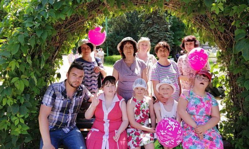 Семейный клуб «Вместе» РЦ «Добродея» посетил Таганрог