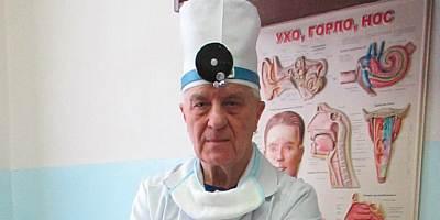 Игорь ШАБЕЛЬСКИЙ, врач-отоларинголог детской городской больницы г. Шахты: