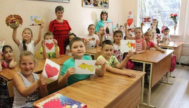 В Школе искусств г. Шахты стартовал новый проект  «Летняя детская Академия искусств»
