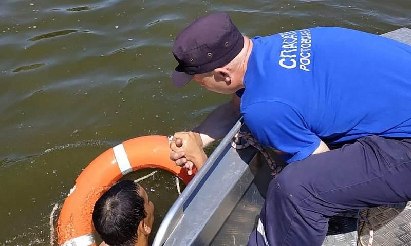 С начала купального сезона спасены более 20 жителей области