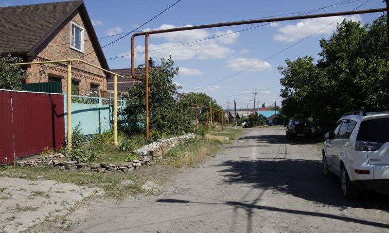 Выездная встреча с населением по вопросу ремонта дороги прошла на улице Дзержинского г.Шахты