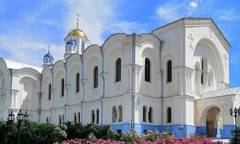 Фотографии из Усть-Медведицкого монастыря Волгоградской области поступили на конкурс «По святым местам: своими глазами и своими стопами»