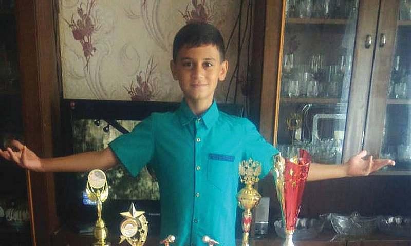Школьник из г.Шахты Арсен Григорьян  выступит на гала-концерте всероссийского конкурса в Москве