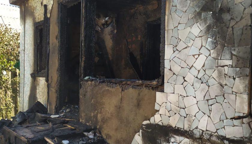 В Шахтах в пожаре погибла пенсионерка-инвалид первой группы