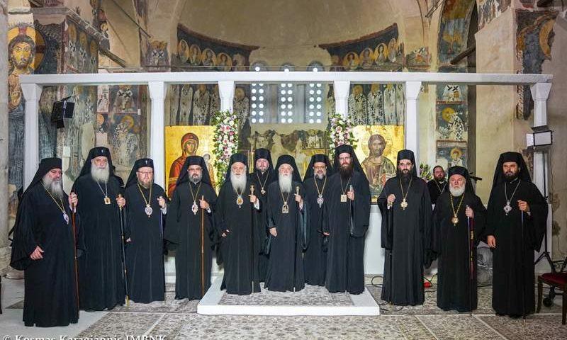 В  греческом городе Верии Епископ Симон принял участие в праздничных мероприятиях, посвященных памяти апостола Павла