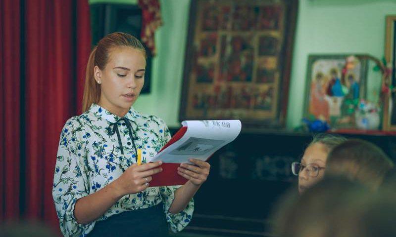 В воскресной школе «Покров» отметили День Крещения Руси