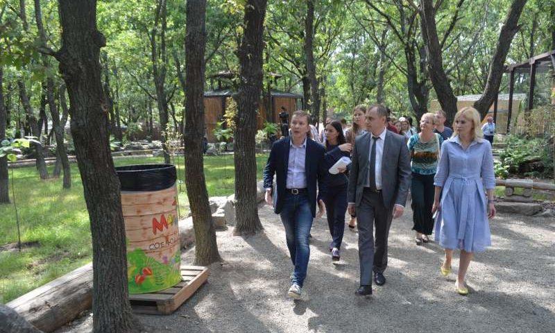 Над процессом строительства Красносулинского МЭОК установят общественный контроль