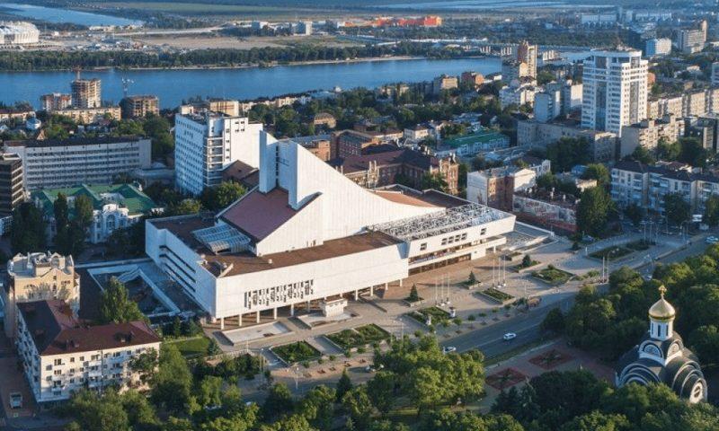 Пожар в Ростовском  государственном музыкальном театре  не причинил серьезного материального ущерба зданию