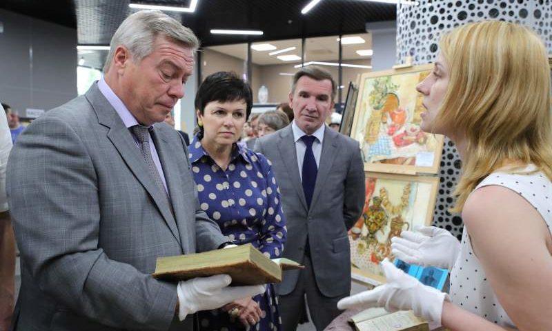 До 1 октября Интернет появится во всех музеях Ростовской области