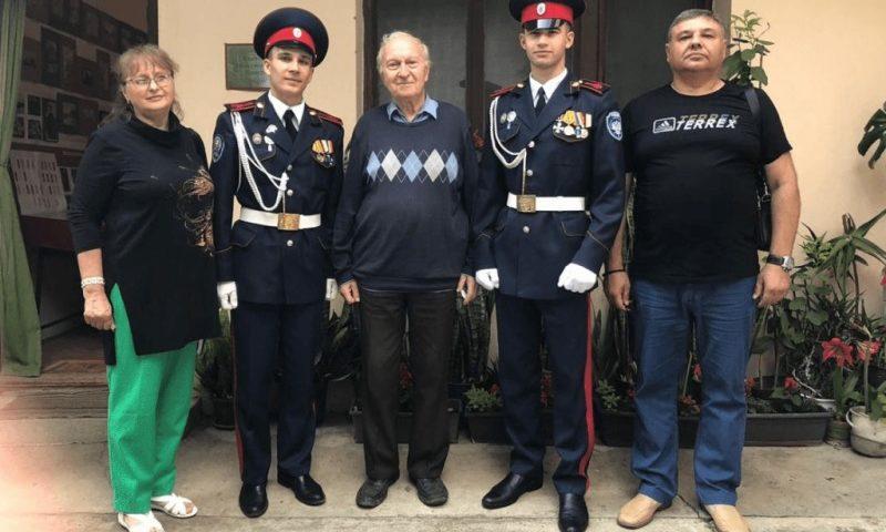 Представители донского казачьего кадетского корпуса нашли в Сербии потомка донских кадет