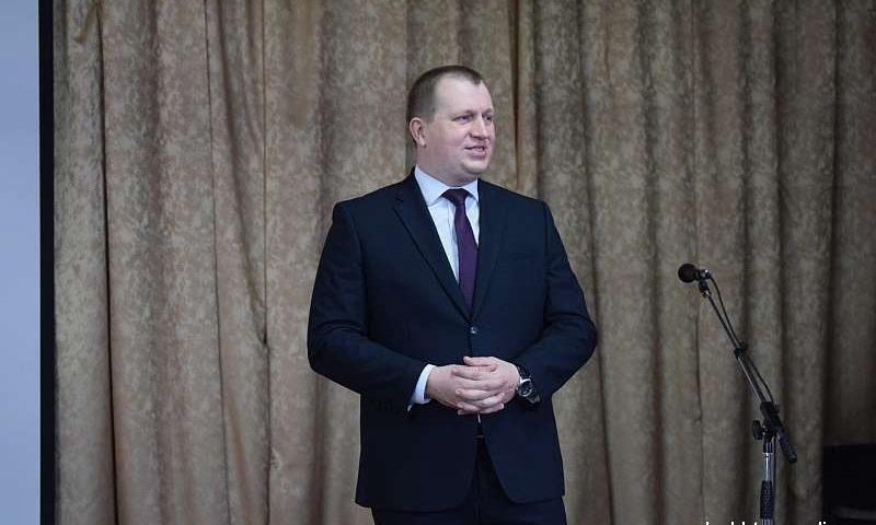 Директором департамента труда и социального развития г. Шахты станет Павел Стуров