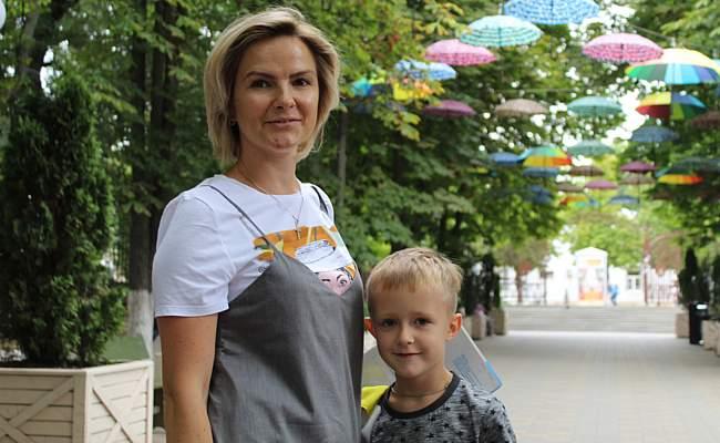 Ирина ТУМАНИНА, домохозяйка: