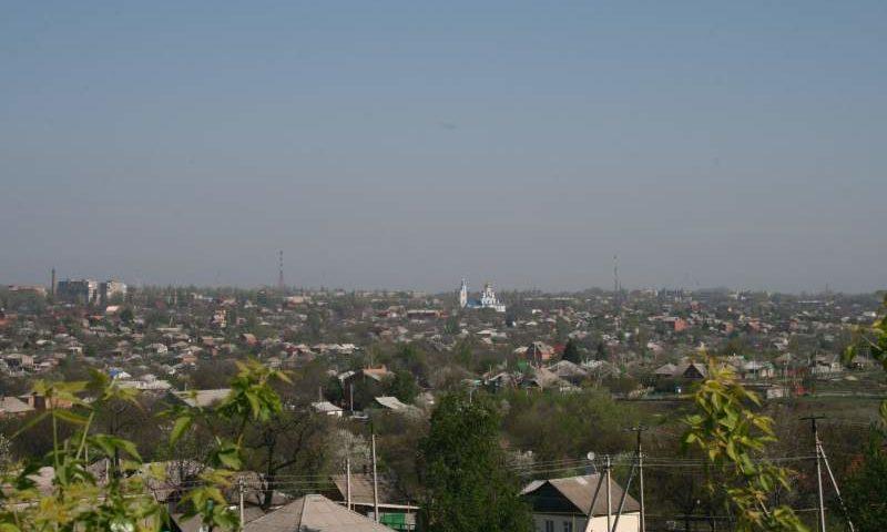 Состояние атмосферного воздуха проверили в городе Шахты