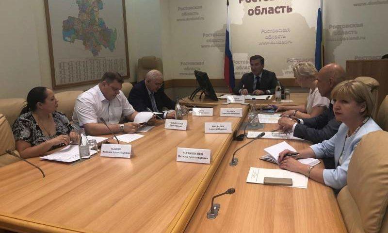 На Дону для обеспечения жильем детей сирот в этом году предусмотрено 1,2 миллиарда рублей